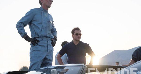 Ford Vs Ferrari Exclusive Image From Empire Matt Damon Ferrari Le Mans