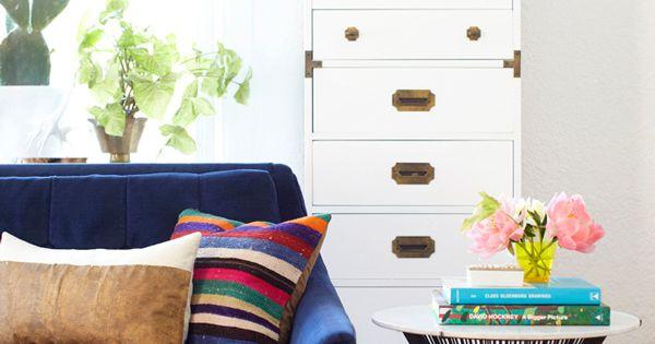 amusing living room west elm decorate shiny | emily-henderson-living-room-platner-table-blue-sofa ...