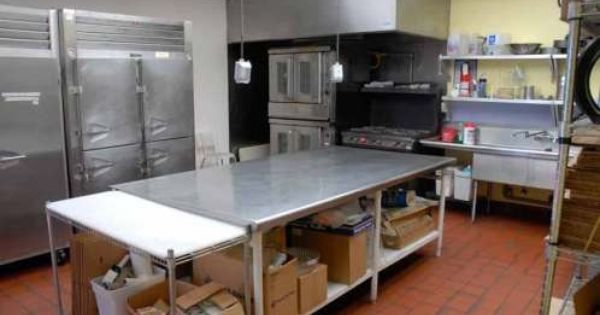 Bakery kitchen one long stairway just going up and one even longer coming down pinterest - Bakery kitchen design ...