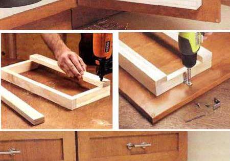 Diy cutting board storage saver kitchen ideas for Diy cutting board storage