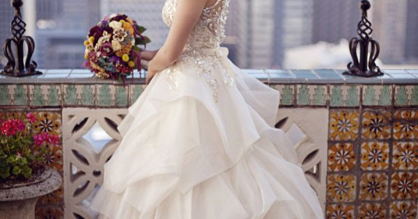 Dress of the Week + Bridal Style Inspiration - Veluz Reyes -