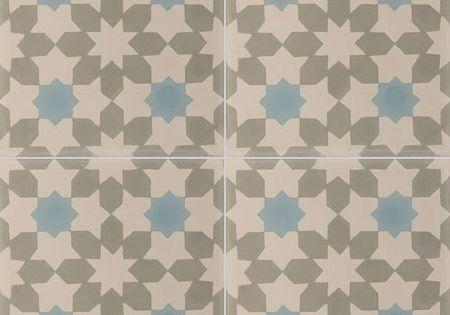 Carreaux de ciment les motifs carreau nc1 for Motif carrelage sol