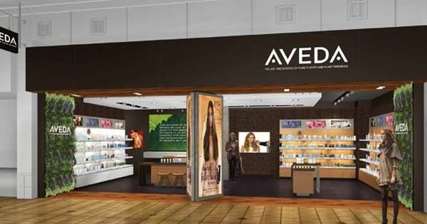 aveda opens experience center at minneapolis st paul