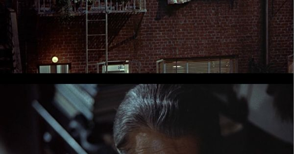 rear window cinematography essay 4 immediate and final purposes, which will be a basic instrument in our study of the rear window, where theimmediate understanding is clear but the final purposes are problematic for our interpretations in fact, they constitute the theme of the thriller.