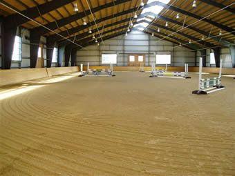Riding Arena Indoor Arena Kingbarns Com Indoor Arena Riding Arenas Steel Siding