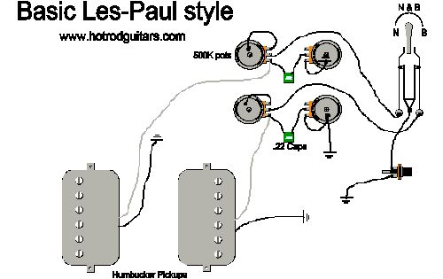 Les Paul Wiring Diagram Http Www Automanualparts Com Les Paul