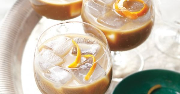 Creole Coffee Punch | Recipe | Do, Punch and Martha stewart recipes