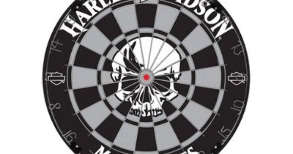 Skull Furniture For Sale Home Furniture Dart Boards Harley Davidson 61972 Hd Skull Dart