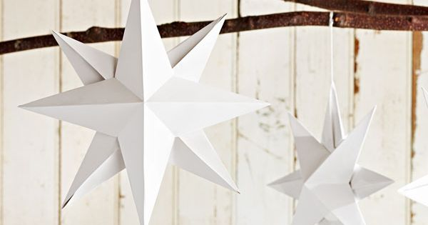 DIY: vinyl flashing star