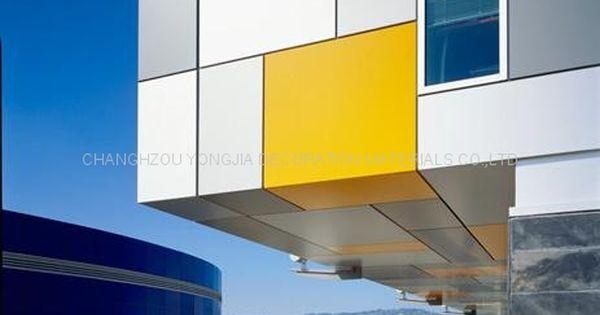 Aluminium Composite Building Google Search Cladding Aluminium