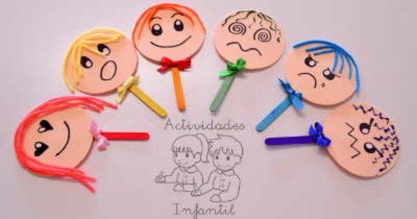 Las Piruletas De Las Emociones Un Simpatico Juego Para Trabajar La Educacion Emocional Educacion Emocional Infantil Educacion Emocional Actividades Infantiles