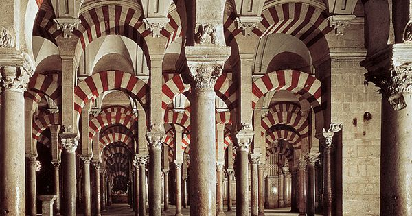 Great Mosque, Cordoba, Spain- This was such a beautiful place, I hope