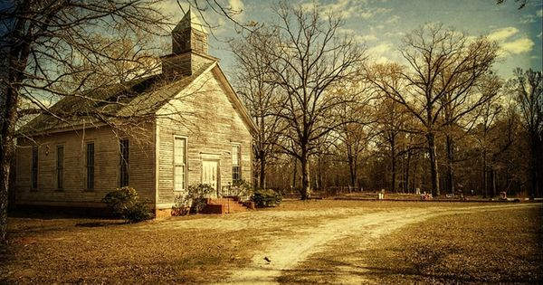Historic Rural Churches of Georgia | Days Gone By ...