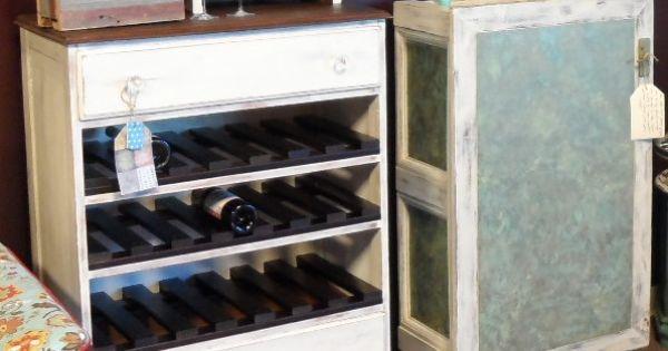 Cover ups, Wine racks and Repurposed on Pinterest
