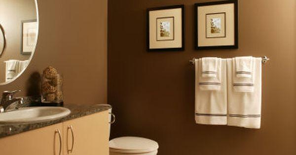 17 mejores ideas sobre dormitorios de color chocolate marrón en ...