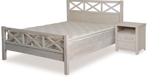 Ocean grove slat bed frame headboard beds bedroom for Ikea ship to new zealand