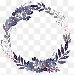Flowers And Wreaths Wreath Flowers Frame Png Transparent Clipart Image And Psd File For Free Download Watercolor Flower Wreath Flower Png Images Watercolor Flowers