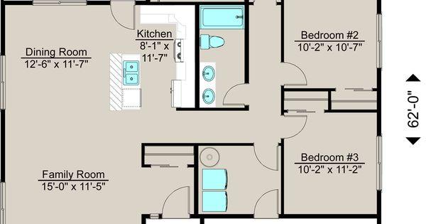 Lexar Homes 1488 Floor Plan Lexar Dream Home