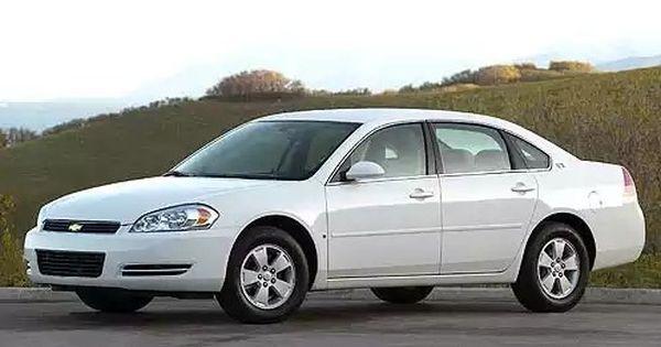 2006 Chevrolet Impala Owners Manual 2012 Chevrolet Impala