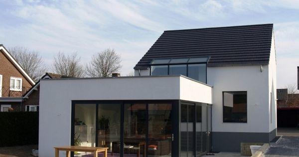 Eigentijdse woning te Horst  casas  Pinterest  Bau