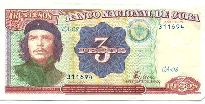 This Is A Cuban Peso The Currency Of Cuba 1 00 Cup