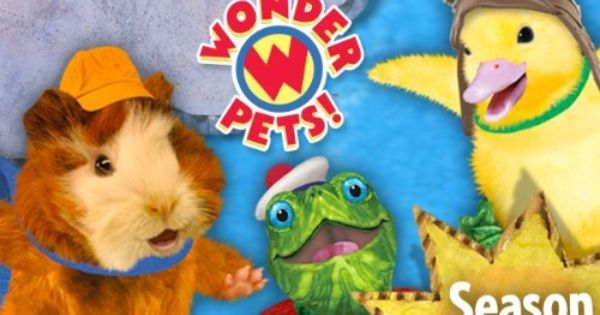 Wonder Pets Season 2 Wonder Pets Pets Family Movies