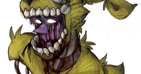 Five night at freddy s springtrap five night at freddy s