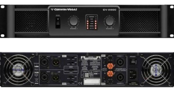 Breakshopping Com Power Amplifiers Vega Amplifier