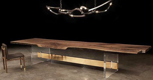 Hudson Furniture Inc Respects The Natural Forms Of Trees And Inherent Grain Of Wood With Well