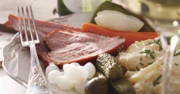 schiffala palette de porc salade de pommes de terre pinot blanc photo. Black Bedroom Furniture Sets. Home Design Ideas