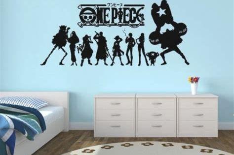 Wallpaper Dinding Kamar One Piece Dinding Desain Mural