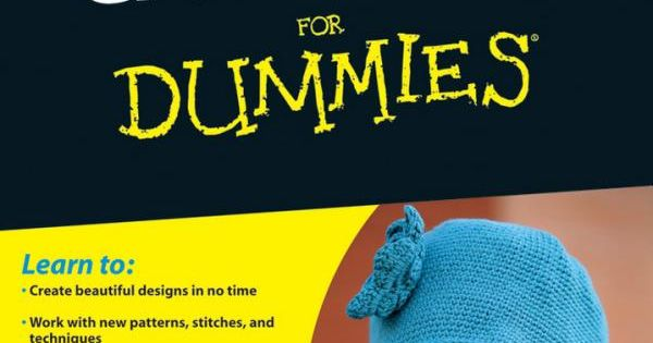 Crocheting For Dummies Book : Pinterest ? The world?s catalog of ideas