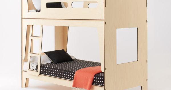 Castello Bunk Bed  CNC, 가구 디자인 및 가구