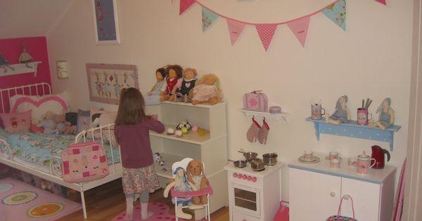 Mädchen kinderzimmer Traum  Haus - Kinderzimmer  Pinterest