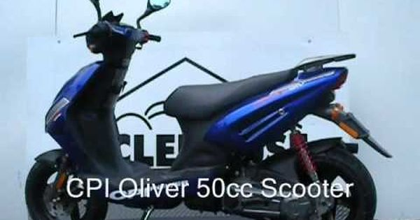 Cyclehousenj 609 242 8477 Cpi Oliver 50cc Scooter 1699 50cc