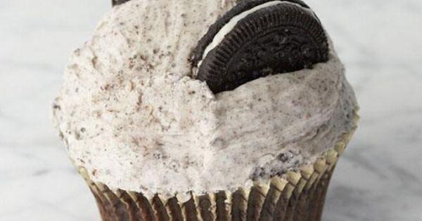 Oreo Cupcake cupcakes