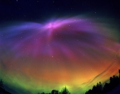 Seeing the Northern Lights is on my Bucket List!! NATURAL WONDER: The