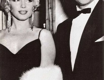*Marilyn Monroe & Marlon Brando According to Brando, he and Marilyn had