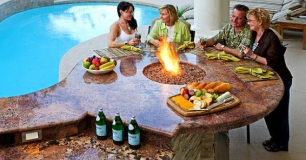Entertaining at its best! | Outdoor Living | Pinterest | Outdoor living, Backyard and Kitchens