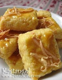 Bahan Bahan Kue Nastar Dan Cara Buatnya : bahan, nastar, buatnya, Yenni's, Cake:, Resep, Sweet, Tooth, Recipe,, Cooking, Recipes,, Drink