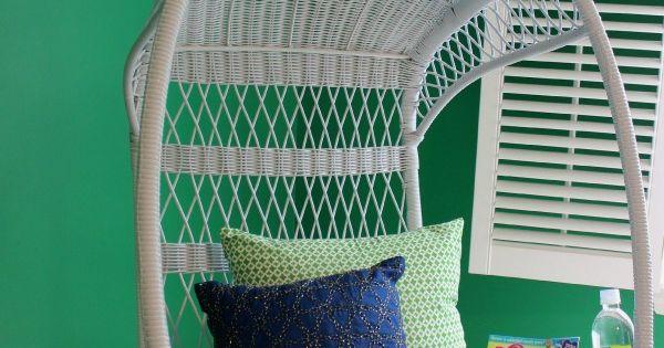 tween bedroom makeover the reveal tween swing chairs and for kids
