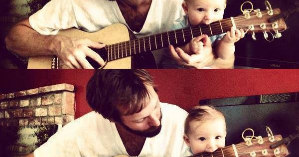 future husband with future baby :)