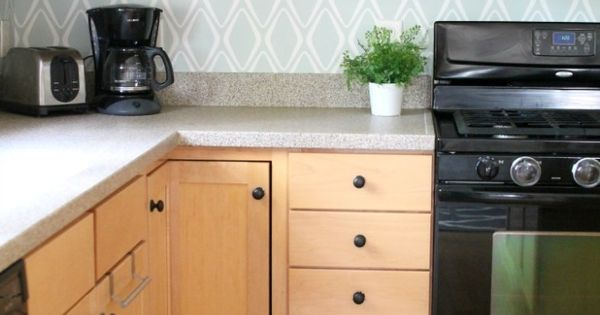 Removable And Washable Peel Off Wallpaper For Cheap Backsplash Kitchen Dreams Pinterest