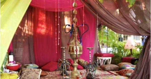 Outdoor Hookah Lounge Hookah Lounge Arabian Decor Lounge Design