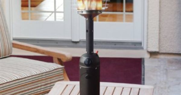 Paramount Table Top Patio Heater Stainless Steel 38 Patio Heater Outdoor Patio Table Outdoor Heaters Patio