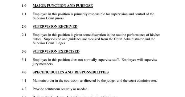 Modelos on Pinterest - human resource management job description