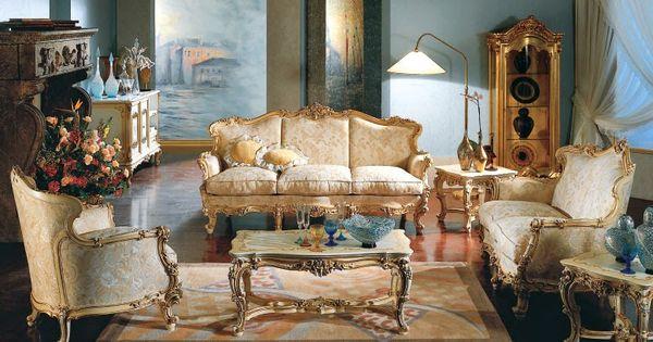Decoraci n barroca baroque rococo pinterest - Estilo barroco decoracion ...