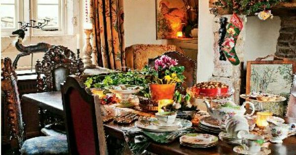 From English Country Home Magazine