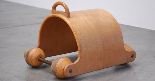 Toys That Were Made In The 1970 : Very nice shaped kids car toy probably made by aarikka