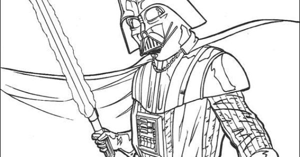 Star Wars 057 Coloring Page
